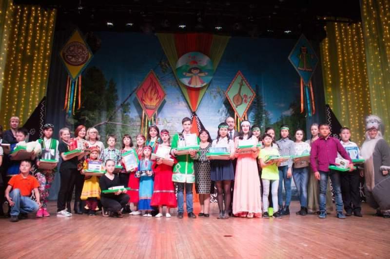 В Мысках состоится фестиваль детского творчества коренных малочисленных народов «Элим-2017»