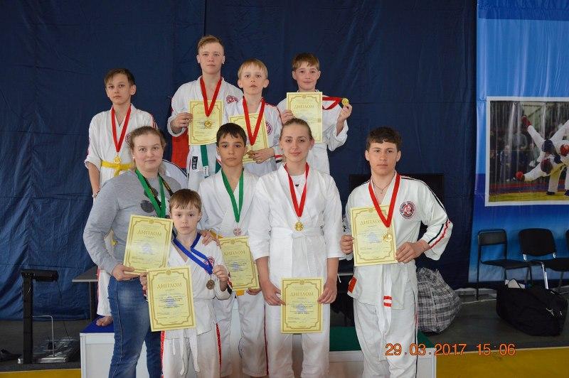 Мысковчане стали призерами межрегионального фестиваля спортивных единоборств в Новокузнецке