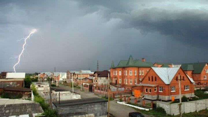 Погода в Кузбассе будет переменчивой, с дождями, но теплой
