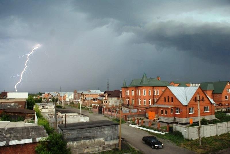 С пятницы в Кузбассе пойдут дожди, но сохранится тепло