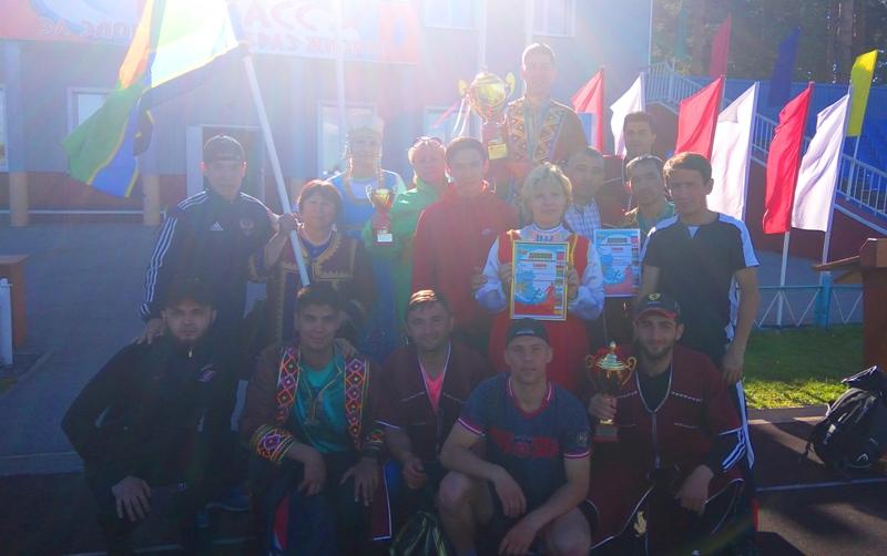 Мысковчане стали победителями в Спартакиаде народов Кузбасса