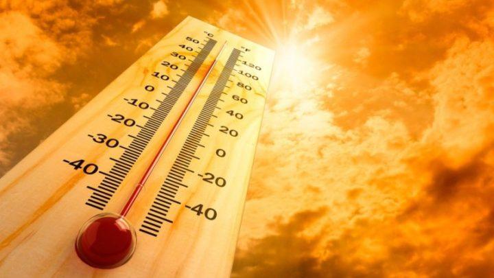 Погода в Кузбассе ожидается до +34ºС