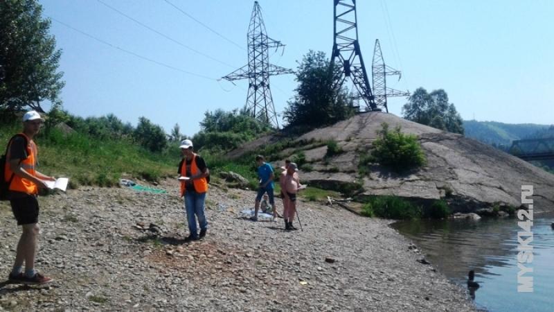 В Мысках волонтёры помогут следить за порядком в местах отдыха у воды