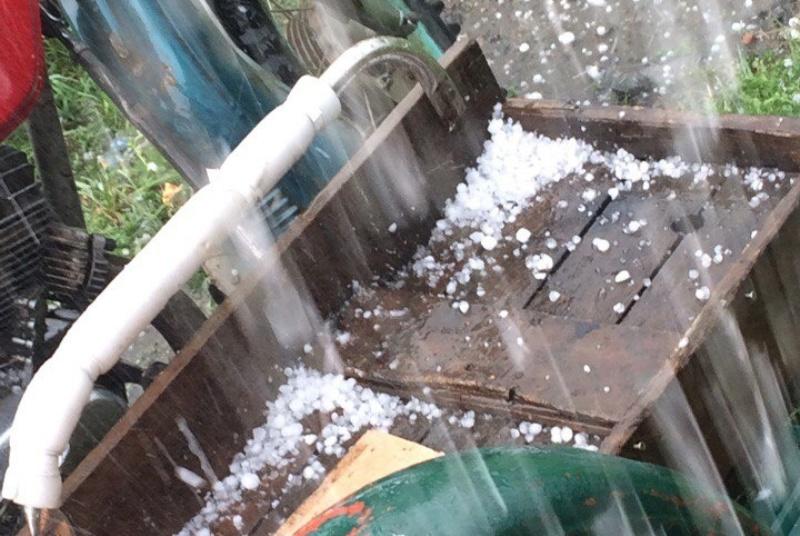 Кузбассовцам обещают жару, ливневые дожди, грозы и град