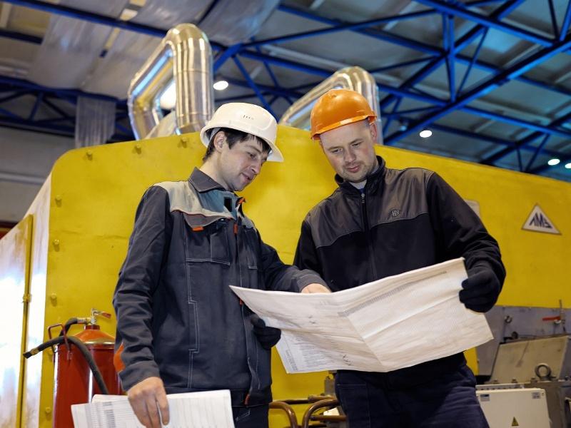 На Томь-Усинской ГРЭС в капитальный ремонт выведен энергоблок №8 мощностью 200 МВт