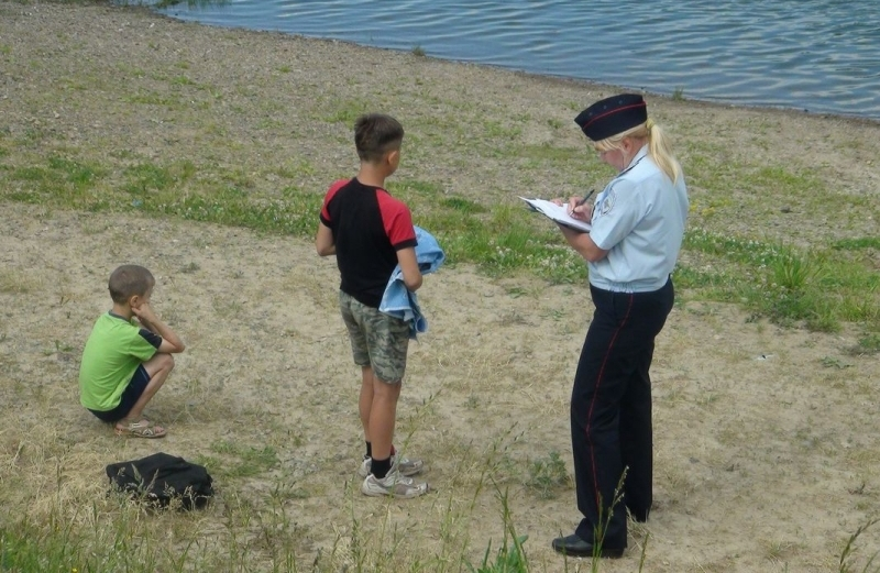 Кузбасские полицейские призывают жителей региона быть максимально внимательными к детям