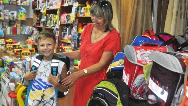 10 и 11 августа в Мысках будут работать «Школьные базары»