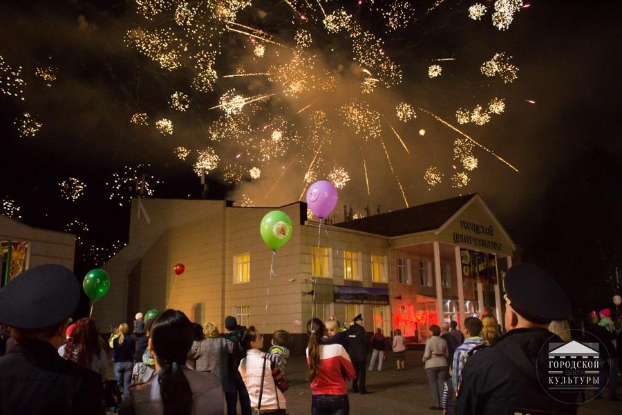 25 августа в Мысках прогремит праздничный фейерверк