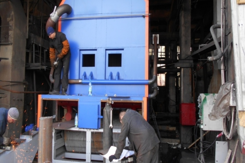 Предприятия жилищно-коммунальной сферы Мысков готовятся к отопительному сезону