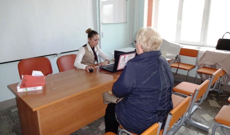 МФЦ «Мои Документы» провел очередное выездное обслуживание граждан