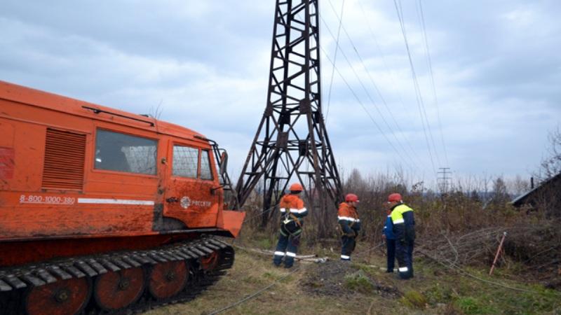 ПАО «МРСК Сибири» модернизирует линию электропередачи «Мысковская – Междуреченская» напряжением 110 киловольт