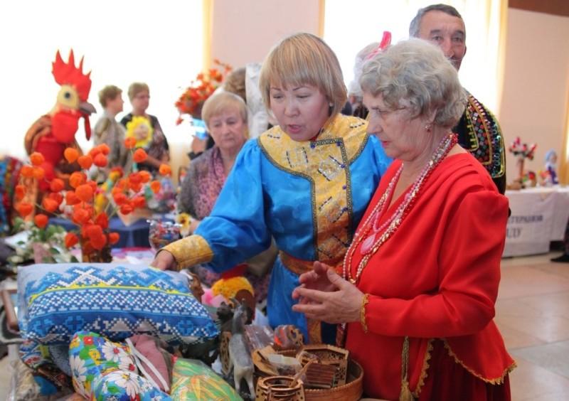 Ветераны «Южного Кузбасса» показали творческие способности