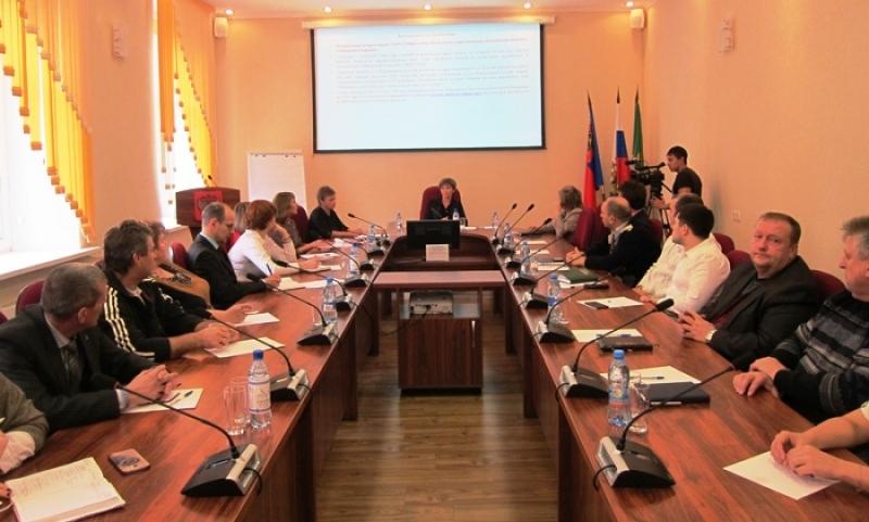В администрации Мысков состоялся круглый стол по теме «Профилактика ВИЧ инфекции»