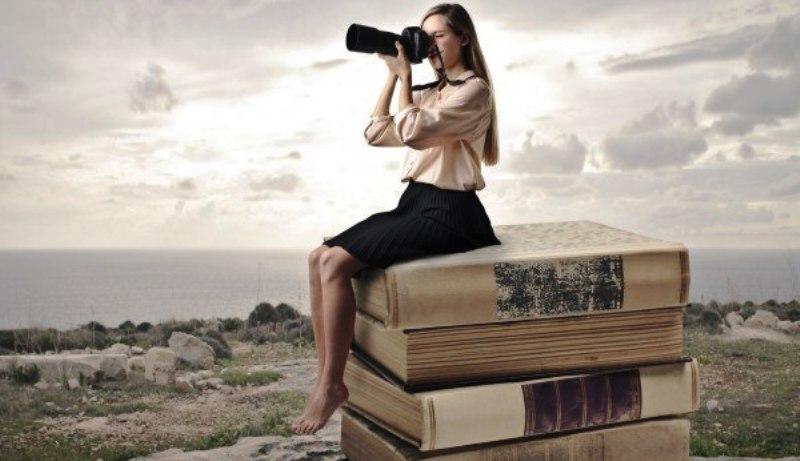 В Мысках стартует мини-конкурс фоторабот «Я и моя любимая книга» в рамках Недели молодежной книги