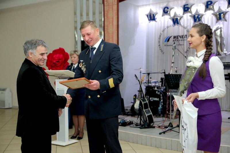 Шахта «Сибиргинская» отметила 15-летие