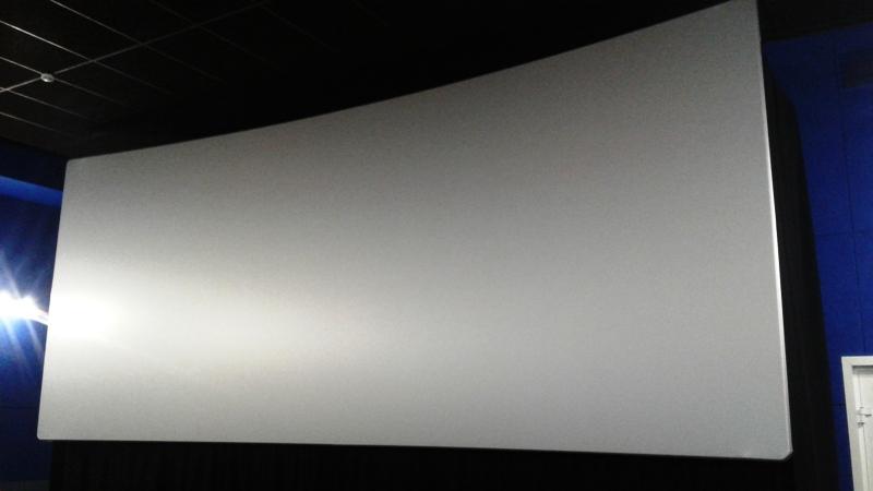 С момента открытия кинотеатра «Звезда» его посетили уже около 2 тысяч мысковчан