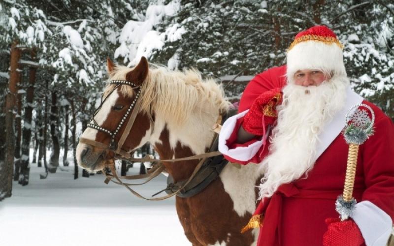 «Встречайте! Дед Мороз!» — общегородской праздник с таким названием пройдет в Мысках 9 декабря