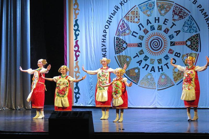 Мысковчане стали лауреатам и дипломантами на Международном конкурсе-фестивале «Планета талантов»
