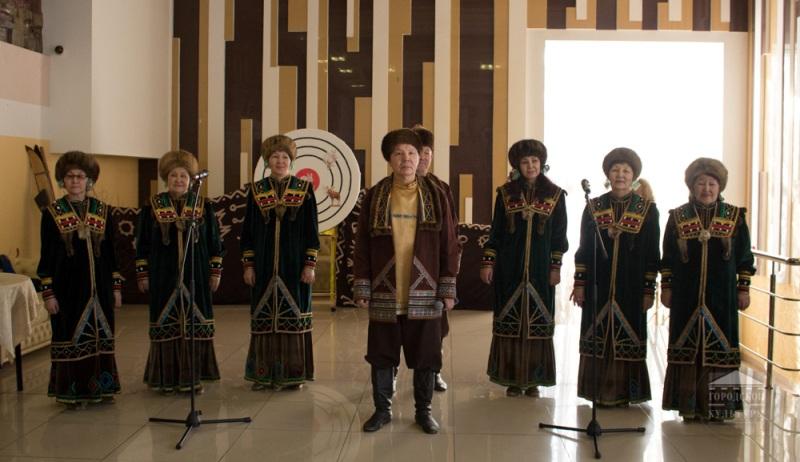 В Мысках состоялся шорский национальный праздник «Мылтык пайрам»