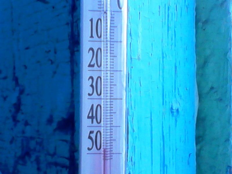 В Мысках школы и детские сады работают с корректировкой на аномальные морозы