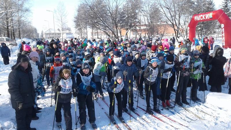 В Мысках состоится XXXVII Всероссийская массовая лыжная гонка «Лыжня России — 2019»