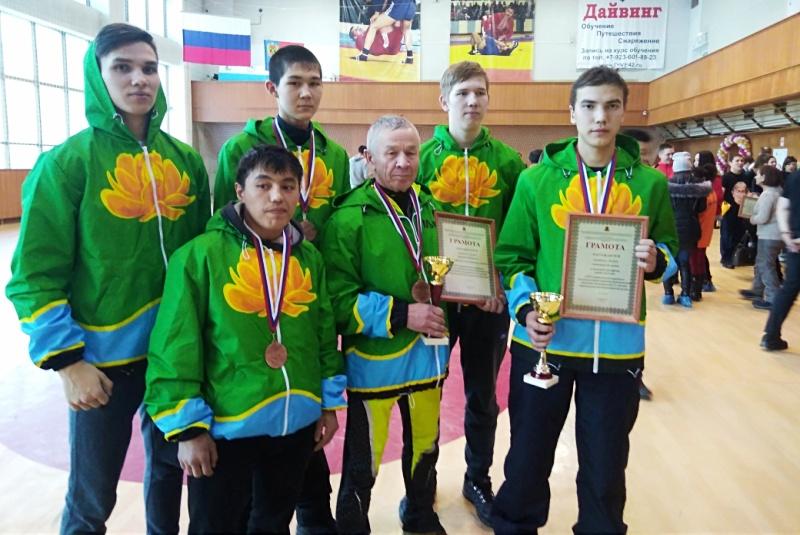 Мысковчане не попали в тройку лучших на спартакиаде коренных малочисленных народов Кузбасса