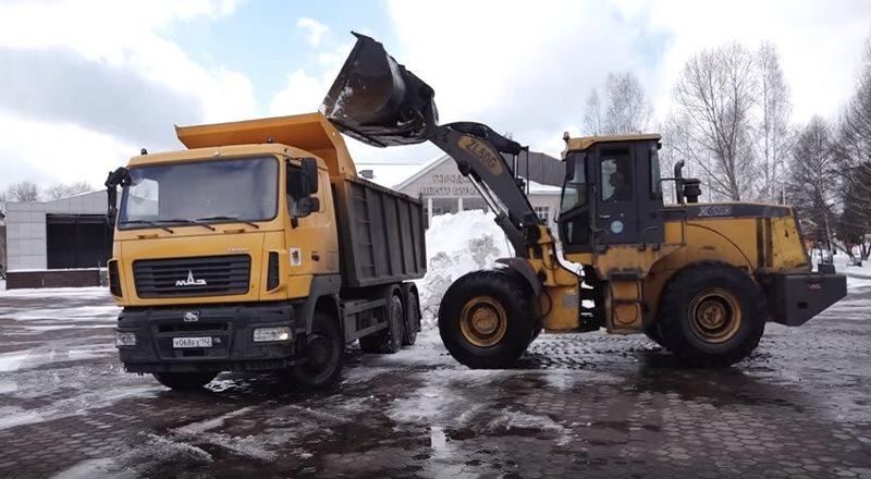 В Мысках идет подготовка городских коммуникаций к пропуску талых вод