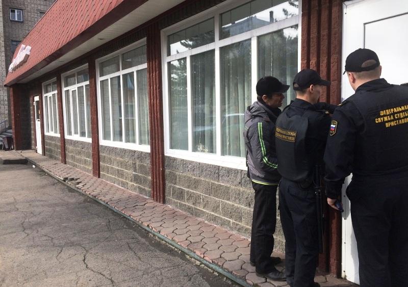 В Мысках закрыли кафе на 90 суток, в котором работала сотрудница с гепатитом А