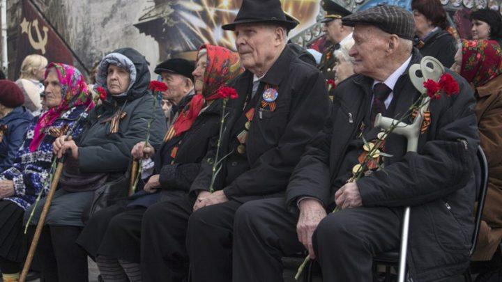 Инвалиды и участники Великой Отечественной войны получат выплаты в честь Дня Победы