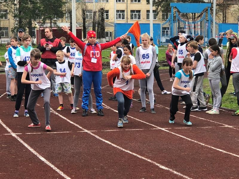 В Мысках прошел летний фестиваль Всероссийского физкультурно-спортивного комплекса «Готов к труду и обороне»