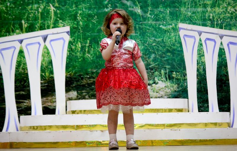 В Мысках состоялся фестиваль-конкурс народного творчества «Льются песни крылатые»