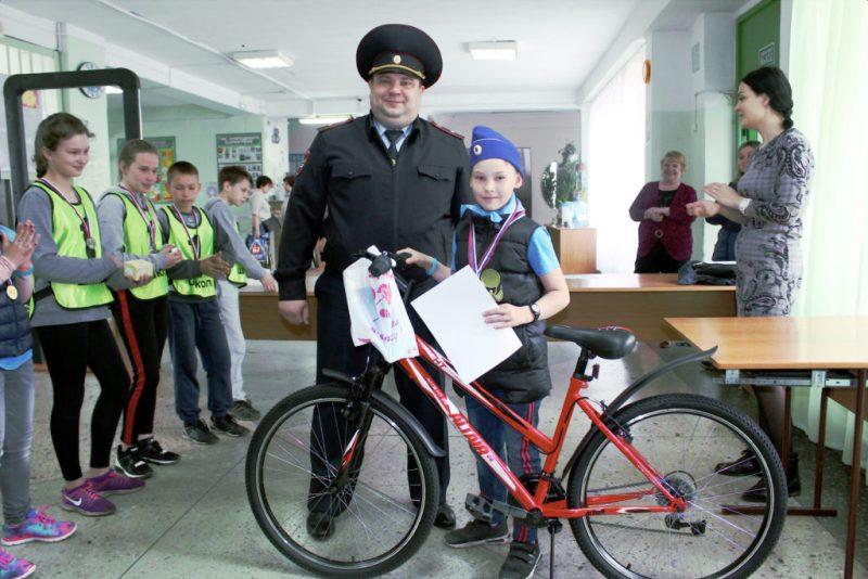 В Мысках состоялся конкурс по безопасности дорожного движения «Безопасное колесо — 2018»