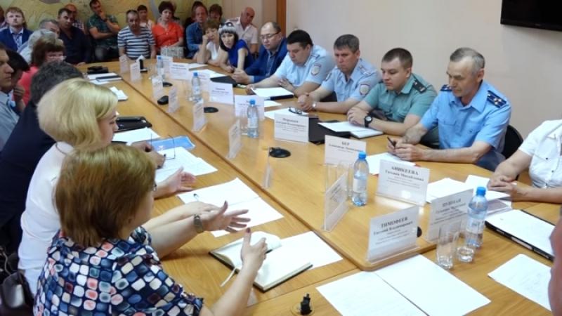В Мысках прошла встреча с общественностью по вопросам деятельности разреза «Кийзасский»