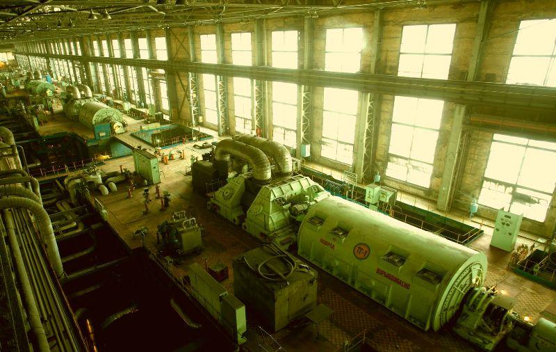 Реконструкция турбоагрегата №3 Томь-Усинской ГРЭС позволит увеличить производство тепловой энергии в городе Мыски