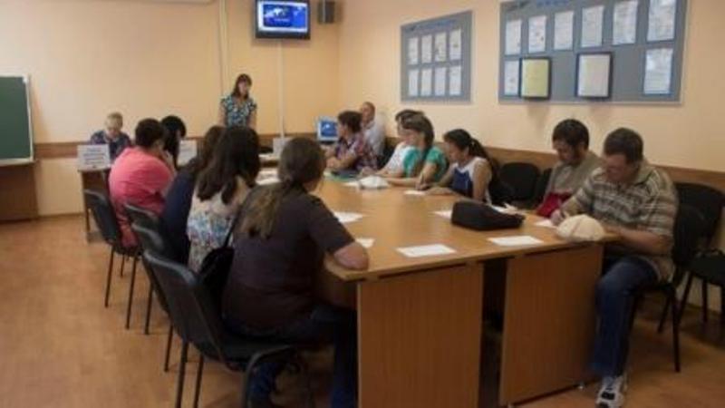 В Центре занятости населения Мысков прошла мини-ярмарка вакансий