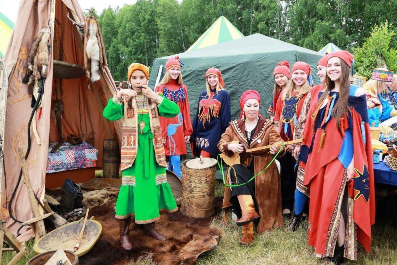 Мысковская делегация приняла участие в ежегодном Областном шорском национальном празднике «Аяс — Пайрам — 2018»
