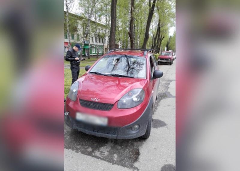 В Мысках приставы нашли залоговый автомобиль должника и передали на хранение взыскателю