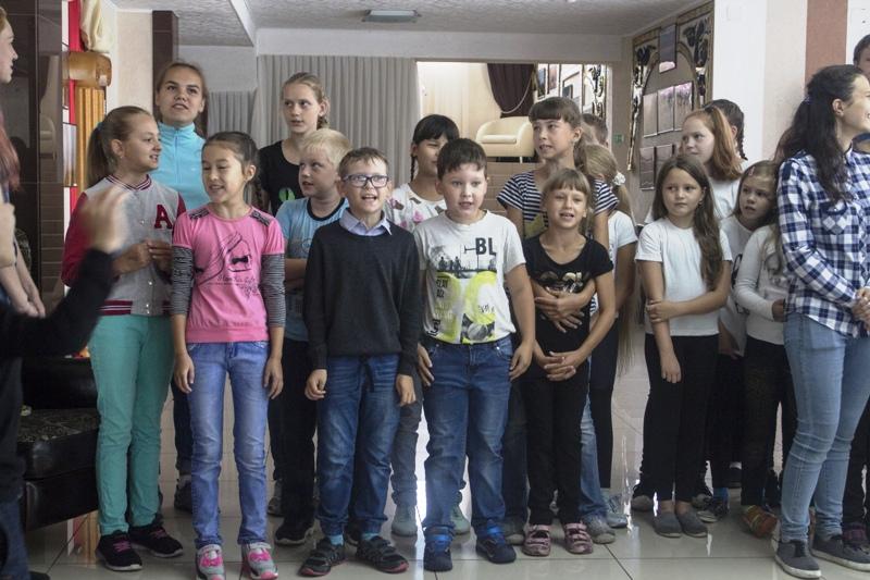 Молодежные дворовые отряды завершили свою работу