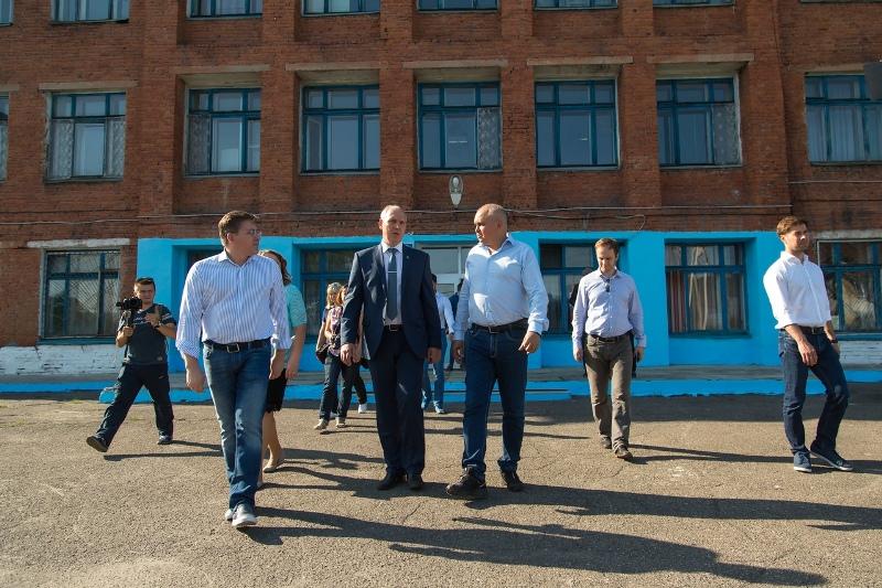 В Мысках на капитальный ремонт закрывается школа №6