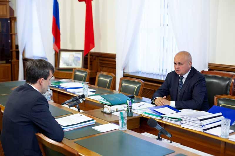 Кемеровская область получит дополнительно 700 млн рублей