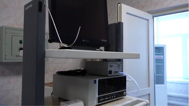 В Мысковскую городскую больницу поступило новое оборудование