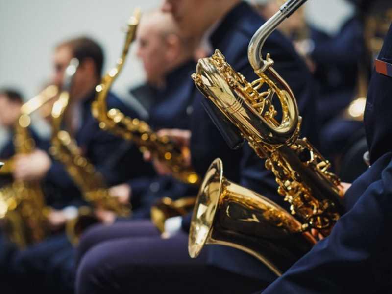 25 августа в Мысках выступит Губернаторский духовой оркестр