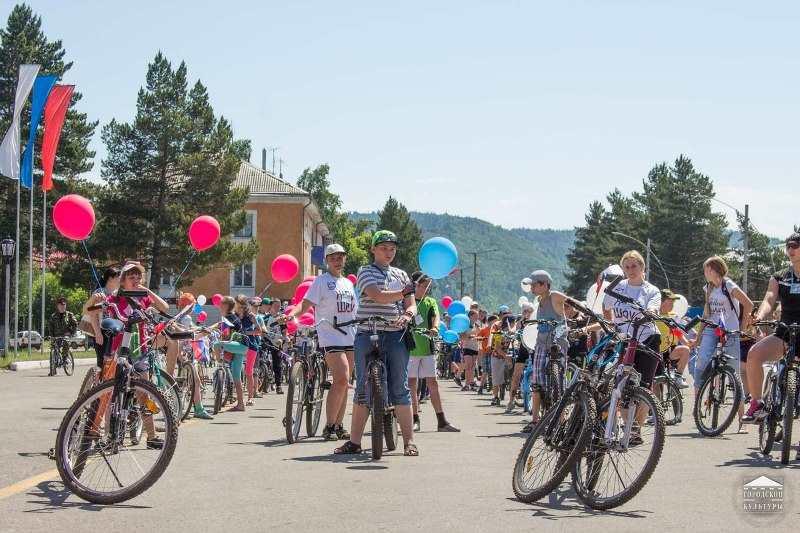 26 августа в Мысках пройдет велопробег, посвященный Дню шахтера
