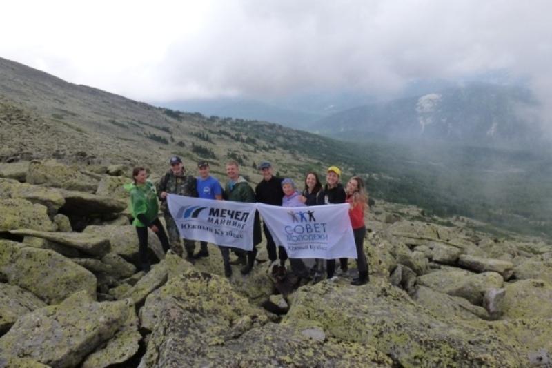Молодежь «Южного Кузбасса» покорили «Вершину»