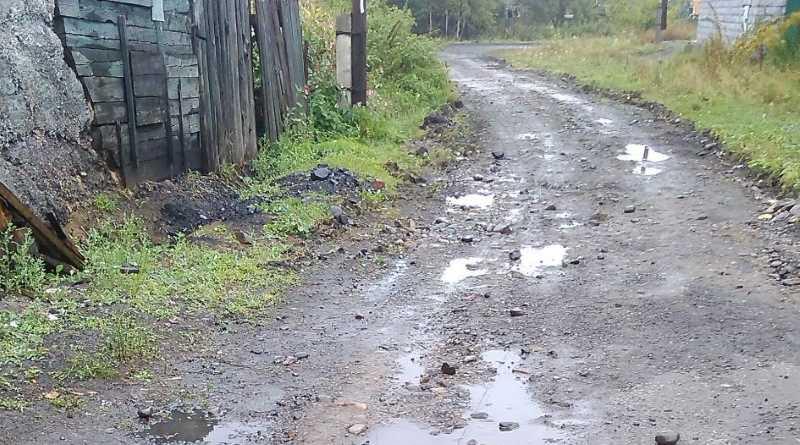 Решено. Грейдеровка дороги по улице Болотная будет произведена повторно