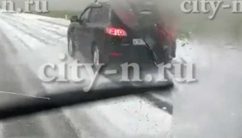 Выпадение мокрого снега в начале сентября для Кузбасса редкое явление
