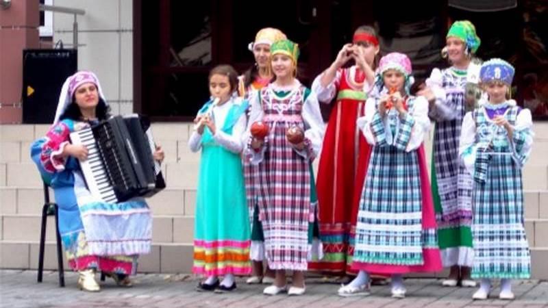 В детском ансамбле народной песни «Задоринка» ждут юных дарований