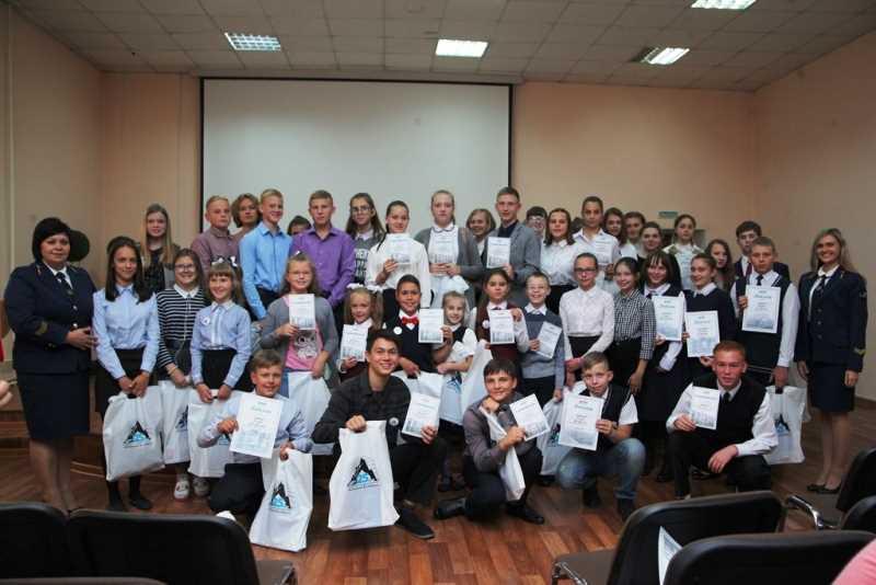 «Южный Кузбасс» провел конкурс среди школьников