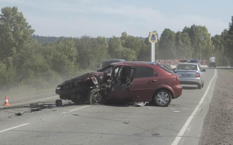 В Мысках произошло страшное ДТП с участием 3-х автомобилей