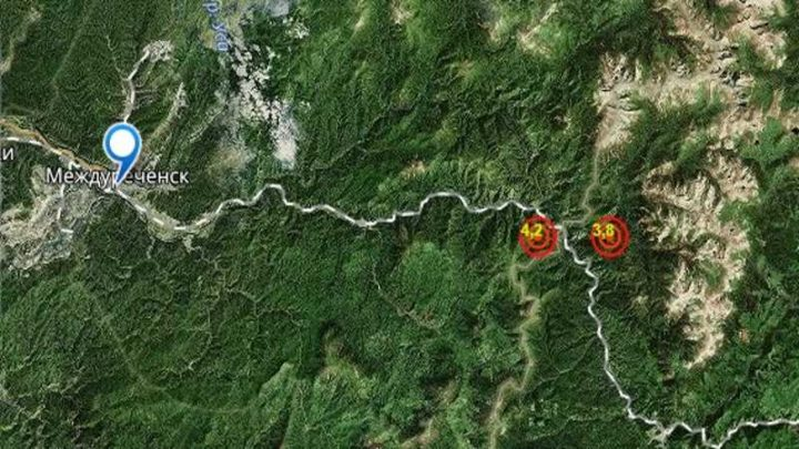На юге Кузбассе произошло землетрясение магнитудой 4,2 и 3,8 баллов